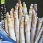 蘆筍 - 訳あり ホワイトアスパラ 北海道富良野産 2kg詰め 送料無料