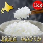 白米 1kg 送料無料 お米 ゆめぴりか 令和元年産 北海道産