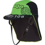 AQA(エーキューエー) 子供用 スイムキャップ UVカット 帽子 UVドライフラップキャップキッズ KW-4468A