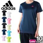 アディダス/adidas レディース ベーシック PES Tシャツ DJF47 1606 ウィメンズ 婦人