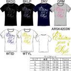 アリーナ(ARENA)  アリーナくん ウイメンズTシャツ  ARSK4203W