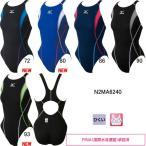 ミズノ(MIZUNO)女性用 競泳水着 ストリームアクティバ ウイメンズローカット(オープン) N2MA6240