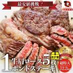 焼肉 セット 牛肉 肉 1ポンド ステーキ 5枚セット 牛肩ロース 450g×5 ブロック ワンポンド メガ盛り 熟成肉 BBQ バーベキューやきにく *当日発送対象