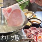 送料無料 讃岐の豚 しゃぶしゃぶ 4人前 セット  日の出製麺所 讃岐うどん 野菜 たれ付き ギフトに 冷蔵便