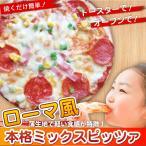 冷凍 ローマ風 チーズと具材 ボリューム ミックスピザ
