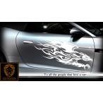フェニックスカーステッカープレミアム22車用 シール/ワイルドスピード系バイナルカスタムかっこいい 14色から選べる