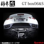 ショッピングD 柿本改 マフラー タントカスタム DBA-L375S GTbox06&S 柿本