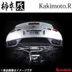 柿本改 マフラー ムーヴ E-L600S Kakimoto.R 柿本