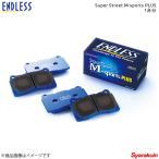 ENDLESS エンドレス ブレーキパッド SSM 1台分セット ヴィッツ NCP10/13(RS・4輪ディスク)