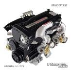 RB26DETT R33 6/1 エンジン 模型 スカイラインGT-R KUSAKA ENG