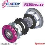ショッピングmm EXEDY エクセディ クラッチ Hyper Series CARBON-D ツイン ランサーEvo.4〜9