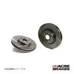 ACRE ブレーキディスクローター スタンダードタイプ フロント左右2枚 ダットサン QMD21 アクレ