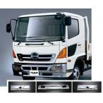 トラック用品 レンジャープロ メッキワイパーパネル 標準キャブ用(発送グループ:B)