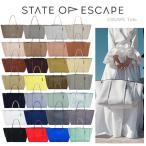 ショッピングロンハーマン ステイトオブエスケープ State of Escape ESCAPE TOTE ロンハーマン トートバッグ メッシュ オーストラリア