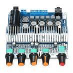 DC12V?24V TPA3116D2 サブウーファー デジタルアンプボード 2 x 50W+100W
