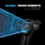 ハンディー非接触デジタルサーモメーター温度計-50〜550℃