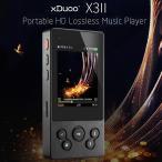 xDuoo X3II Hi-Fi ロスレス デジタルオーディオ MP3プレーヤー Bluetooth