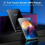 RUIZU D20 3インチ タッチスクリーン MP3 音楽/動画プレーヤー