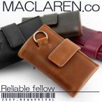 コインケース メンズ レディース MACLAREN.co マクラーレン 本革 多機能キーケース財布 札入れ 小銭入れ コインケース 牛革製  LT-GS 11SP