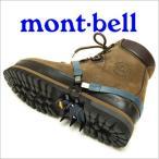モンベル mont・bell コンパクト スノー スパイク アイゼン 8本爪 1129601