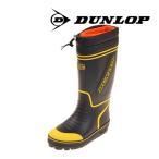 ショッピングダンロップ ダンロップ ドルマン 防寒 メンズ レインブーツ インナー付き長靴 ロング丈 BG326 ネイビー