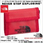 ノースフェイス BCワレットミニ ウォレット 財布 コインケース NM81821 RR