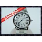 カルティエ(CARTIER)/腕時計/メンズ/ロンドソロLM/クォーツ/ステンレススチール/W6701005/中古美品