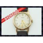 ウォルサム(WALTHAM)/腕時計/メンズ/ヴィンテージ/スモセコ/K14PG×社外革ベルト/手巻き/OH済み