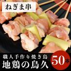 国産 焼鳥 鶏ももねぎ間串 40g×50本 鶏モモねぎま串 冷凍品 業務用