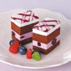 冷凍食品 業務用 フリーカットケーキ ブルーベリー 475g 約70×360×35mm 洋菓子 ケーキ コロナ 支援 おこもり 応援