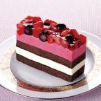 冷凍食品 業務用 いちごとブルーベリーのケーキ 約77g×6個入 ココアスポンジ バニラ風味ムース コロナ 支援 おこもり 応援