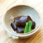 冷凍食品 業務用 茄子の田舎煮 25個入 13212 弁当 とろける食感 一品 惣菜 お通し 弁当 和食 惣菜 漬物 なす ナス