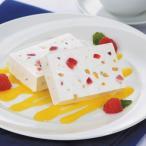 冷凍食品 業務用 シチリア風 アイスチーズケーキ 390g (カットなし) 13744 アイスケーキ 洋菓子 スイーツ パーティー ジェラート デザート