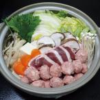 冷凍食品 業務用 合鴨鍋セット 575g  販売期間 10-2月 弁当 かも カモ あいがも 鍋 つゆ 団子 鍋食材 鍋の素 鍋調味料