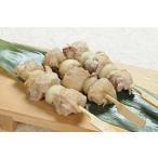 冷凍食品 業務用 輸入)中国産 素焼ニンニクもも串(皮巻) 2kg(40g×50本入)    お弁当 串焼 串揚 バーベキュー 焼鳥 串焼