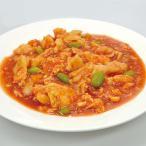 グルメ 冷凍食品 業務用 イカと玉子のスイートチリソース 1kg 17323 弁当 一品 惣菜 中華調理 烏賊 イカ