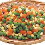 グルメ 冷凍食品 業務用 ミックスベジタブル 1kg 18105 弁当 人参 コーン グリーンピース ミックス野菜 ミックス 野菜