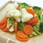 冷凍食品 業務用 カリフォルニアミックスIQF 500g ブロッコリー カリフラワー 人参 ミックス野菜 コロナ 支援 おこもり 応援