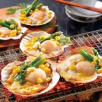 冷凍食品 業務用 ほたてバター焼き 約100g×7個 ほたて ホタテ 和食惣菜 和惣菜