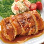 冷凍食品 業務用 袋のままレンジでチキンステーキ(オニオンソース)150g    お弁当 メイ...