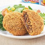 冷凍食品 業務用 よこすか海軍カレー味 ライスカレーコロッケ 80g×5個  弁当 コロッケ カツ フライ 洋食 おつまみ 揚げ物 ころっけ
