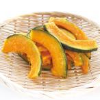 グルメ 冷凍食品 業務用 かぼちゃスライスMサイズ 500g カット野菜 南瓜 カボチャ 緑黄色野菜