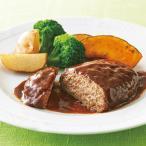 グルメ 冷凍食品 業務用 グレイビーハンバーグ (デミグラスソース) 140g (ハンバーグ100g+デミソース40g) 20017 ランチ お弁当 洋食 肉料理 ニチレイフーズ