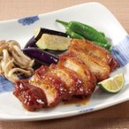グルメ 冷凍食品 業務用 鶏もも肉の熟成照焼き 130g×