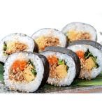 「冷凍食品 業務用 牛焼肉 キンパ 約47g×6個入 22156 弁当 キムパ キムパプ 韓国 海苔巻 レンジ」の画像