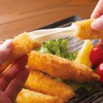 グルメ 冷凍食品 業務用 冷凍 モッツァレラ カット 500g (約42本入) 22343  チーズドッグ 2021年新商品:洋食一品