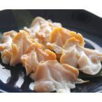 冷凍食品 業務用 生つぶ貝むき身500g (約15〜25粒入) 22443  急速冷凍 厚切り 開き 炙り