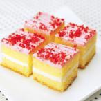 冷凍食品 業務用 シートケーキ54 いちご 1シート (54カット) 4368 バイキング パーティー 冷凍 洋菓子 ケーキ 苺