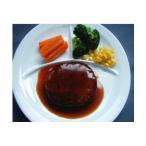 グルメ 冷凍食品 業務用 デミ風ソースハンバーグ 150g (正味110g+タレ40g) 5336 弁当 直火 デミグラスソース ハンバーグ 洋食 肉料理