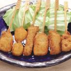 冷凍食品 業務用 串揚げバラエティ 12本    お弁当 くし揚げ 串揚セット 練り物 ねりも...